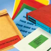 APLI Etikett, 25x40 mm, kézzel írható, színes, APLI, zöld, 128 etikett/csomag
