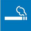 APLI Információs matrica, dohányzási lehetőség, APLI