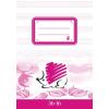 ICO Füzet, tűzött, A5, hangjegy, 32 lap, ICO
