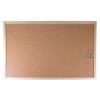VICTORIA Parafatábla, kétoldalas, 40x60 cm, fa keret, VICTORIA