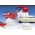 APLI Etikett, mátrixnyomtatókhoz, 1 pályás, 101,6x23,3 mm, APLI, 6000 etikett/csomag