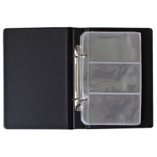 PANTA PLAST Névjegytartó betét, 120 db-os névjegytartóhoz, PANTAPLAST névjegytartó