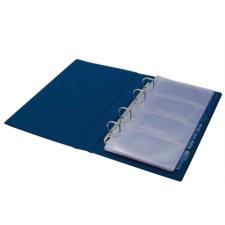 PANTA PLAST Névjegytartó betét, 200 db-os névjegytartóhoz, PANTAPLAST névjegytartó