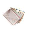 TARIFOLD Bemutatótábla, A4, műanyag, TARIFOLD, szürke
