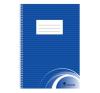 VICTORIA Spirálfüzet A4, vonalas, 70 lap, VICTORIA füzet
