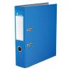 VICTORIA Iratrendező, 75 mm, A4, PP/karton, VICTORIA, kék