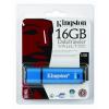 Kingston Pendrive, 16GB, USB 2.0, 24/10MB/sec, jelszavas védelem, KINGSTON