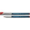 """SCHNEIDER Alkoholmentes marker, OHP, 0,4 mm, SCHNEIDER """"Maxx 221 S"""", piros"""