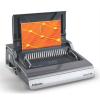 FELLOWES Spirálozógép, műanyag spirálkötéshez, elektromos, 500 lap, FELLOWES