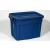 CURVER Műanyag tárolódoboz, 47 l, kék, CURVER