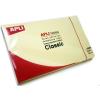 APLI Öntapadó jegyzettömb, 125x75 mm, 100 lap, APLI, sárga