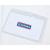 DONAU Azonosítókártya tartó, 105x65 mm, hajlékony, vízszintes, DONAU
