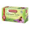 TEEKANNE Zöld tea, 20x1,75 g, TEEKANNE, echinacea