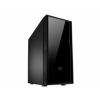 Cooler Silencio 550 (midi torony, ATX, táp nélkül, fekete)