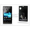 Cameron Sino Sony Xperia Sola képernyővédő fólia - Clear - 1 db/csomag