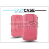 Eazy Case DECO SLIM univerzális bőrtok - Sony Ericsson Xperia mini pro/Xperia X10 mini pro - pink
