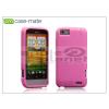 CASE-MATE HTC One V hátlap - Case-Mate Smooth - pink