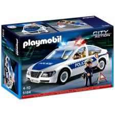 Playmobil Rendőrségi járőrautó - 5184 playmobil
