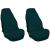 Conrad Üléskímélő szövet, fekete, egyes ülés