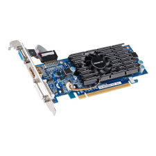 Gigabyte GeForce 210 1GB GDDR3 64bit PCIe (GV-N210D3-1GI) videókártya