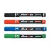 "STABILO Alkoholos marker, 1,5-2,5 mm, kúpos,""Mark-4-all"", zöld"