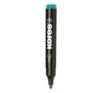 """KORES Alkoholos marker, 3-5 mm, kúpos, """"Marka"""", zöld filctoll, marker"""