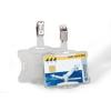 Névkitűző Durable 54x85 mm biztonsági kártyához