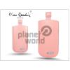 Pierre Cardin Slim univerzális tok - Sams. S5570 Galaxy Mini/S6500 Galaxy Mini 2/S3850 Corby II/LG GT540 Optimus/HTC Salsa - Pink