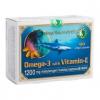 Dr Chen Omega-3 + E-vitamin 1200mg kapszula - 60db