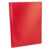 "VIQUEL Bemutatómappa, 10 zsebes, A4, VIQUEL ""Standard"", piros"