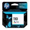 HP CB304AE Tintapatron Photosmart A311, 314, 316 nyomtatókhoz, HP 110 színes, 60 oldal