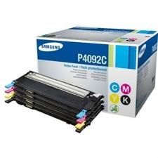Samsung CLT-P4092C Lézertoner multipack CLP 310 nyomtatóhoz, SAMSUNG, fekete 1*1,5k, színes 3*1k nyomtatópatron & toner