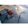 """RS OFFICE Székalátét, kemény felületre, L forma, 150x120 cm, RS OFFICE """"Roll-o-Grip"""""""