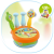 Simba Toys Cotoons Dob szett - Smoby