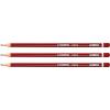 STABILO Grafitceruza -285/2B- 2B PIROS test  STABILO OPERA <12db/dob>