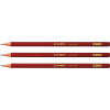 STABILO Grafitceruza -306/B- B PIROS test  STABILO SCHWAN <12db/dob>