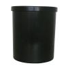 NO NAME Papírkosár - 68360101- 18 literes, fekete