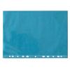 Pp Genotherm lefűzhető -2-084- A4 60mic. KÉK P+P <100db/csom>