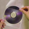 3L CD-tároló zseb -10236- öntapadó 127x127mm 3L <10db/csom>