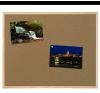 BI-OFFICE Parafatábla egy oldalas fa keretes 30x40 -MC010014010- BI-OFFICE parafatábla
