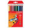 STABILO TRIO Színesceruza 18db-os készlet vastag színes ceruza