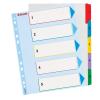 ESSELTE Regiszter -100207- A4 maxi 1-5 karton újraírható ESSELTE<20cs/do