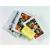 ESSELTE Genotherm lefűzhető -23782- A5/46mic NARANCSOS ESSELTE