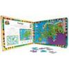 Manó Könyvek Világunk hét földrésze - Puzzle-könyv