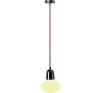 Conrad Csillár, 230 V/50 Hz, E14, max. 40 W, üveg, homokfúvott, SLV Pirus 133401 világítás