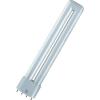 Conrad Kompakt fénycső, energiatakarékos fényforrás, 18 W, hidegfehér, cső forma, Osram 2G11