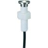 Conrad Járófelületbe épthető lámpa, nemesacél, fixen beépített LED-del, 5 db-os készlet, Paulmann Special Line MicroPen 93754