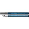 """SCHNEIDER Lakkmarker, 0,8 mm, SCHNEIDER """"Maxx 278"""", ezüst"""