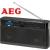 AEG DAB 4124 dab rádió