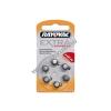 Rayovac Extra Advanced hallókészülék elem típus PR48 6db/csom
